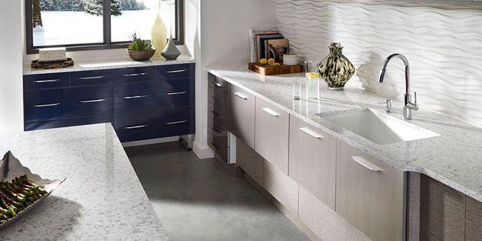 Dbi Zodiaq Snowdrift Kitchen 690x345 Quartz Countertops