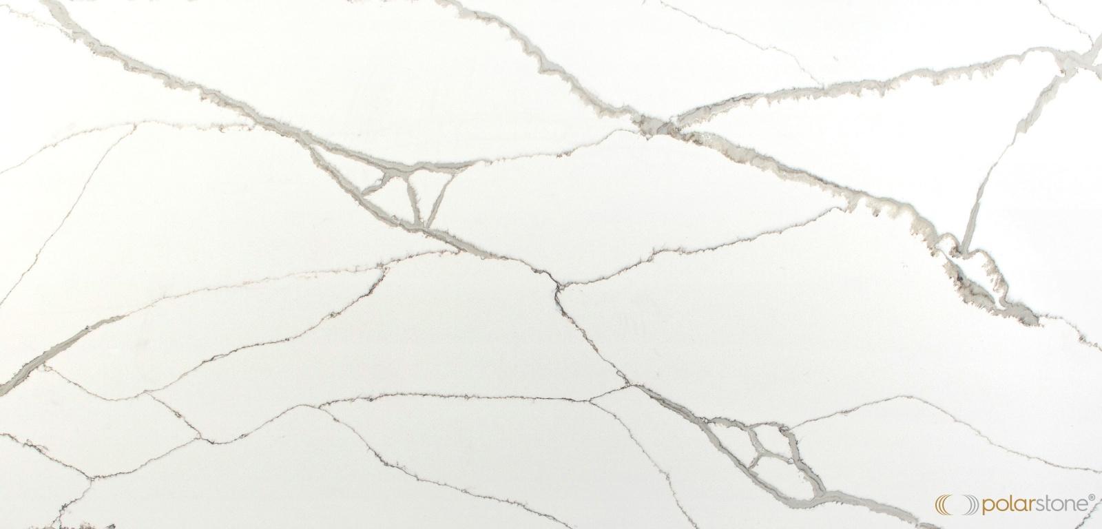 Polar Stone Calacatta Vagli Quartz Countertops 5110